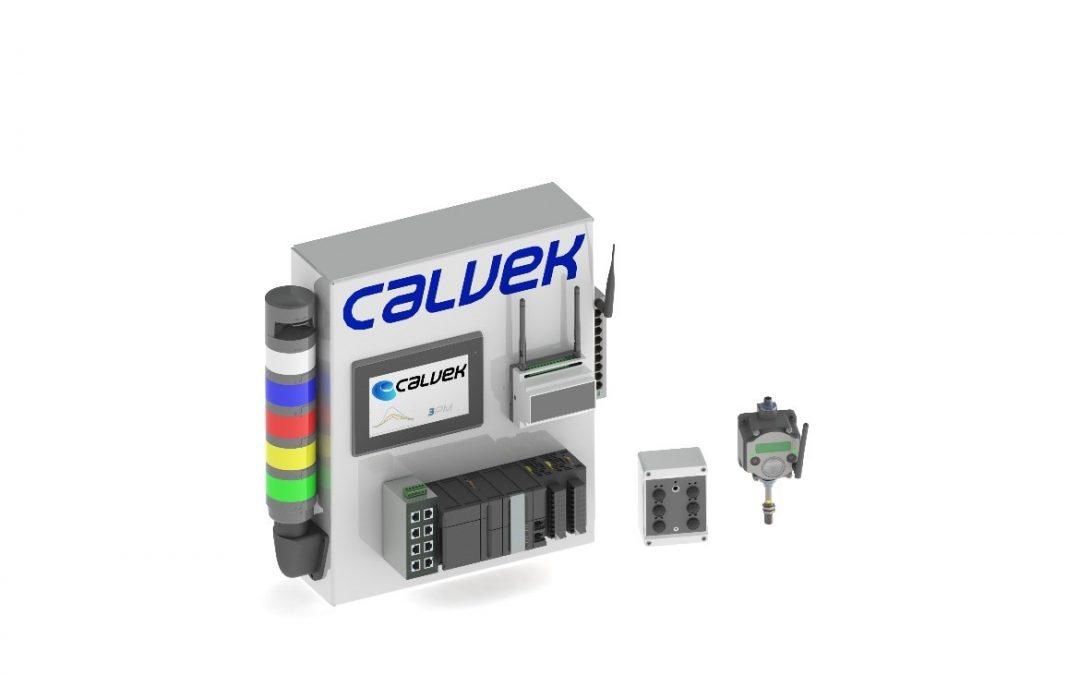 Monitorea tu proceso de producción con Calvek 3PM