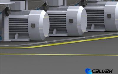 Control y monitoreo de vibración y temperatura Wireless