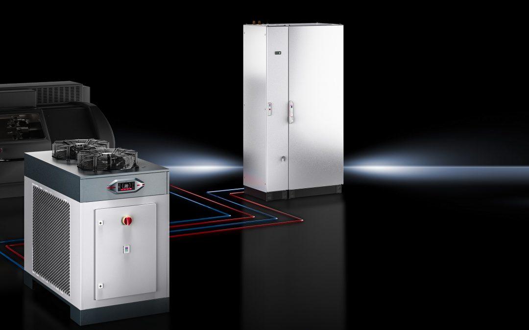 La gama de refrigeradores más eficiente del mundo: Blue e+ Chillers