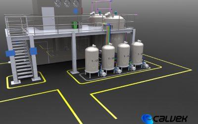 Control y monitoreo remoto de vibración, temperatura y control neumático