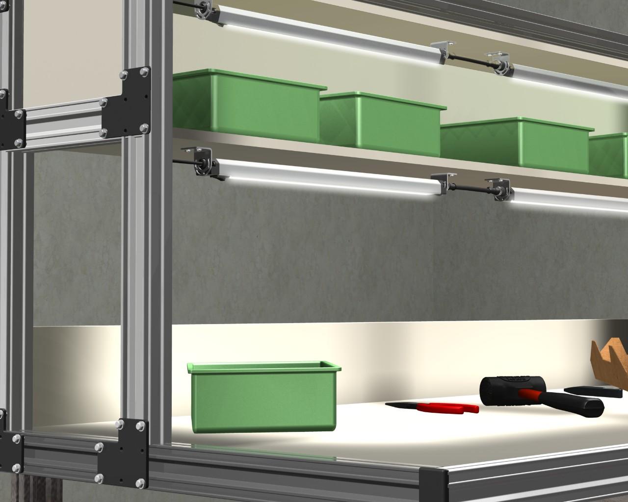 Revisa la serie WLB32 con LED industrial de Banner engeenering