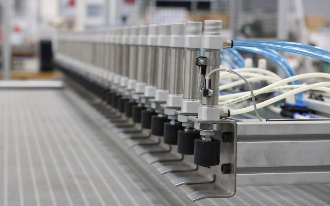 Incrementando la productividad con motion control: Caso de éxito máquina de corte