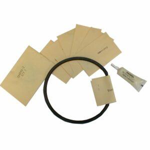 haskel pump air drive repair